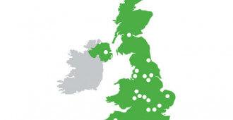 1992 estende le proprie attività dirette in Europa e fonda la filiale inglese, CESAB Ltd.