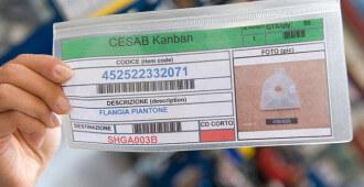 2001 TPS realizzato nello stabilimento CESAB.