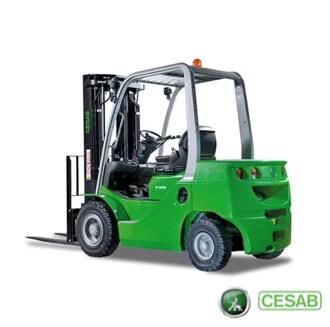 Carrelli Frontali Diesel