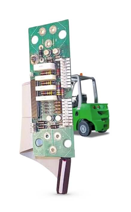 Riparazione Schede Elettroniche per Carrelli elevatori