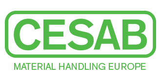 cesab-eu-logo Viene ulteriormente rafforzato l'investimento di risorse sul mercato europeo e nasce CESAB Material Handling Europe.